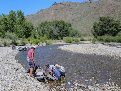 2018 Western US Youth Fly Fishing Clinic