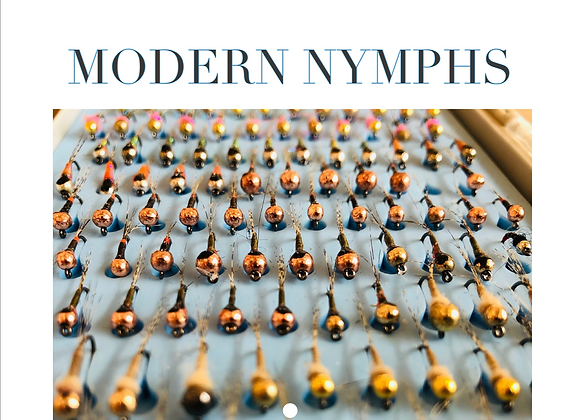 MODERN NYMPHS COURSE