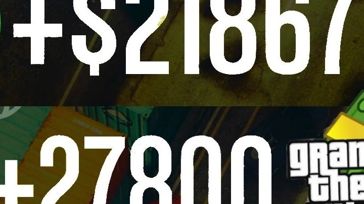 GTA5 Online 100 million $ and 100 added levels