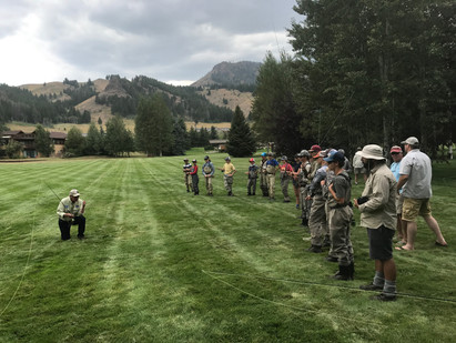 USA Youth Fly Fishing Clinic