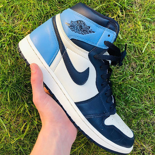 Jordan 1 Retro High OG 'Obsidian'