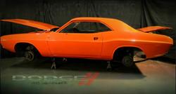 Knight's Kustoms 1972 Challenger