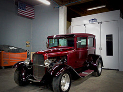 Knight's Kustoms 1931 Ford Model A