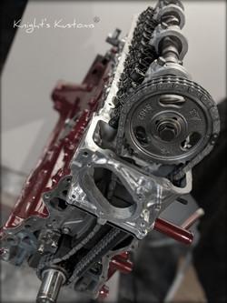 Knight's Kustoms Datsun L28 engine build