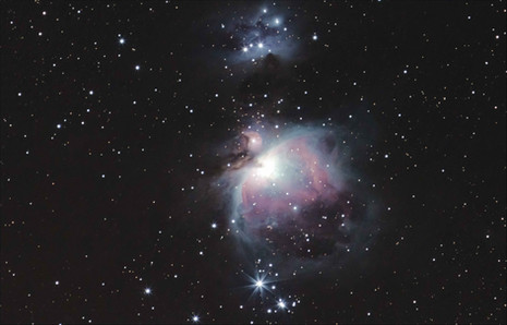 M42 - Orion nebulae