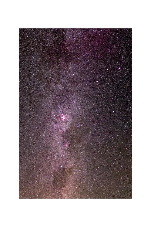 Southern Cross & Eta Carinae