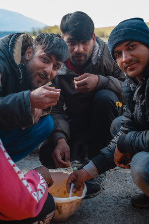 Migrants crisis in Bosnia-6.JPG