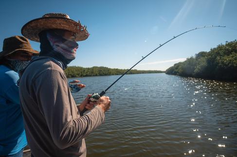 Un Dia de Pesca en Mexico
