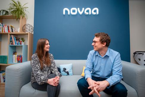Reportage Novaa - Mise en situation