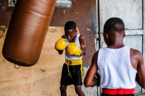 Boxers of Bukom