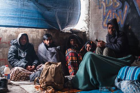 Migrants crisis in Bosnia-10.JPG