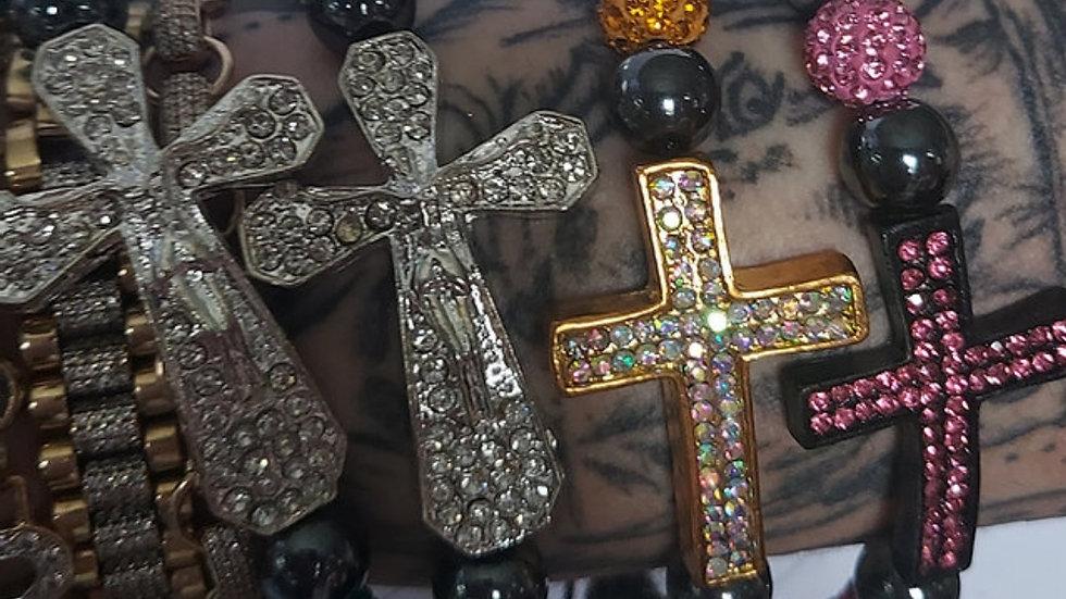 ◇Shambella rosary bracelet◇