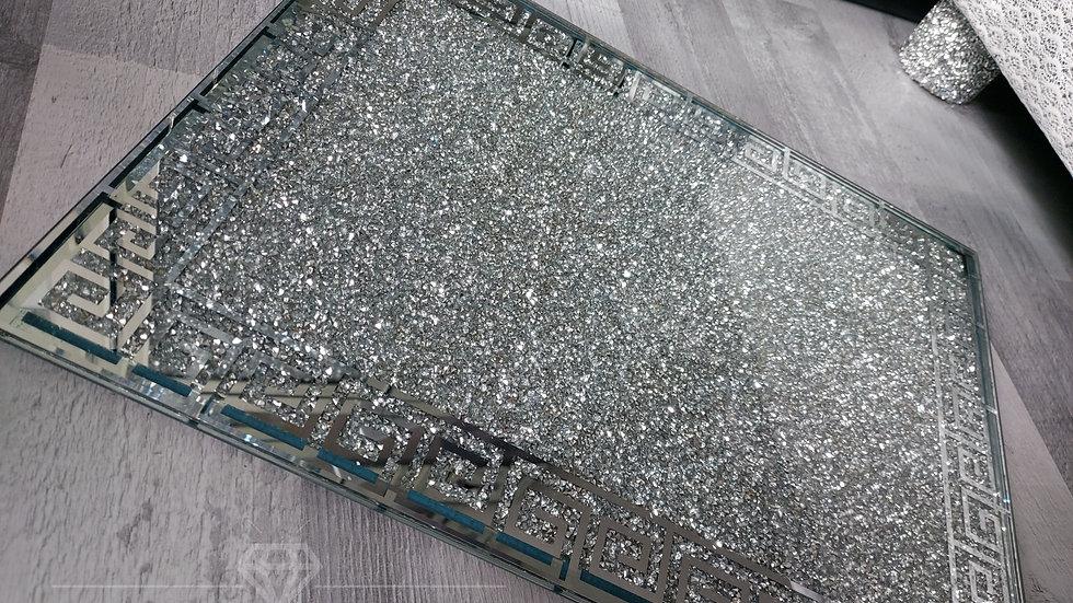 ◇Glass&Crystals Chopping Board◇