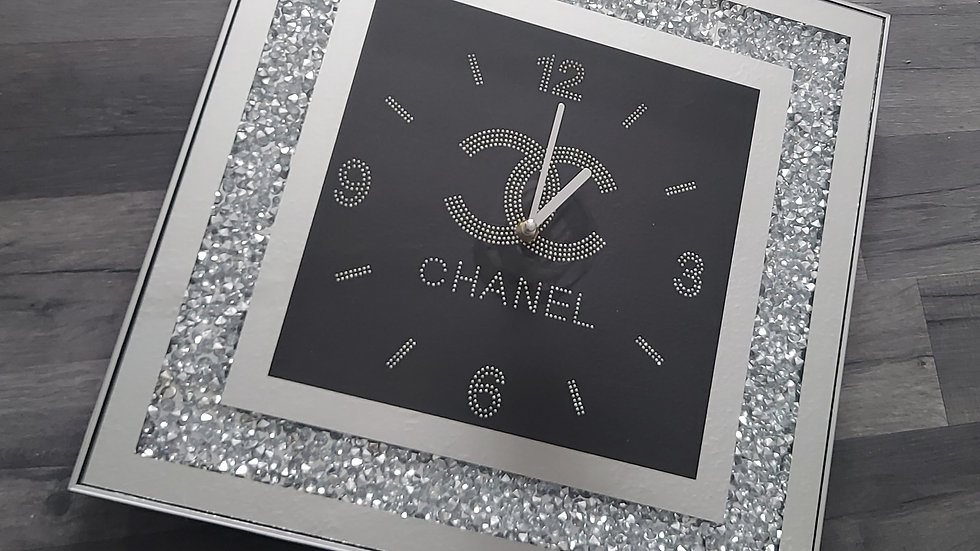 ◇Logo Clock◇