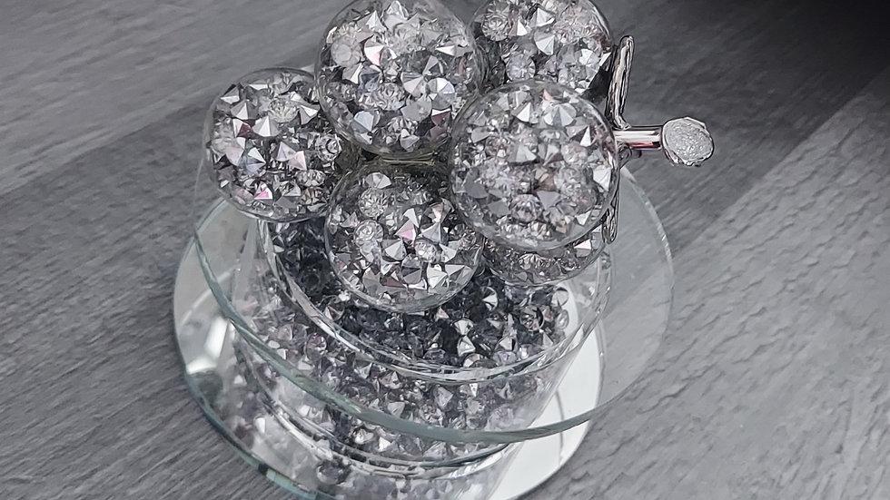 ◇Glass&Diamonds Small Grapes◇