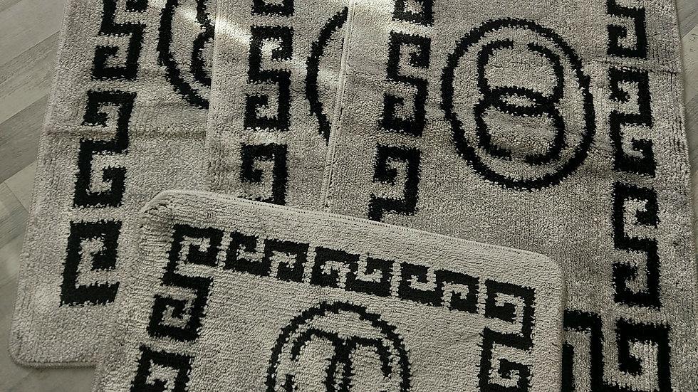◇4 piece washable mat set◇