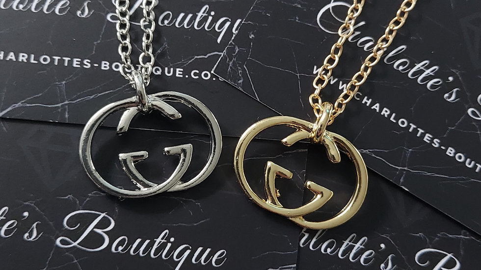 ◇Double G Necklace◇