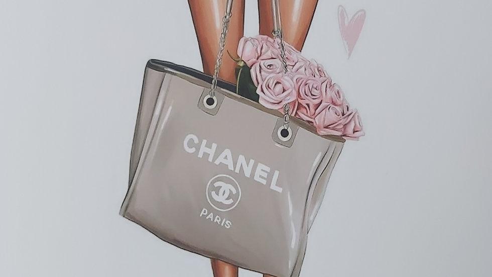 ◇CC Shopping Print◇