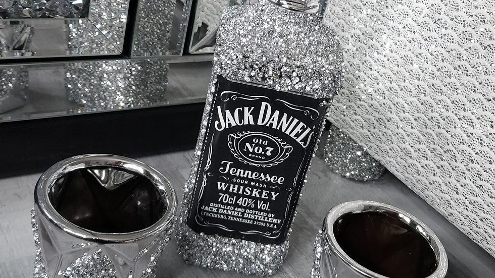 ◇Jack Daniels Bottle X2 cups◇