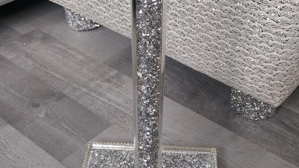 ◇Glass&Crystals Kitchen Roll Holder◇