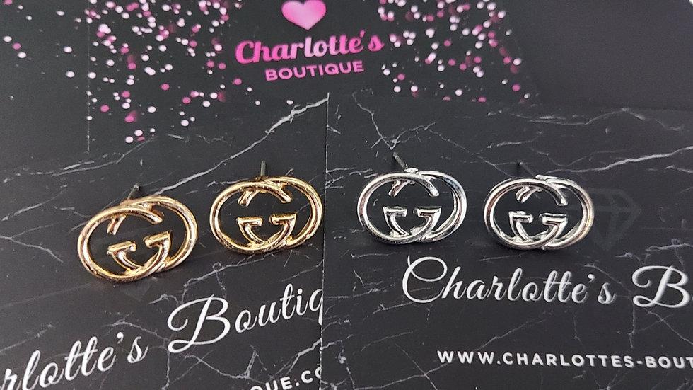 ◇Double G Earrings◇