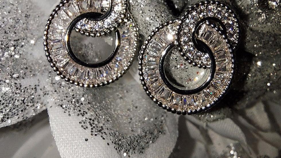 ◇Double Ring Earrings◇