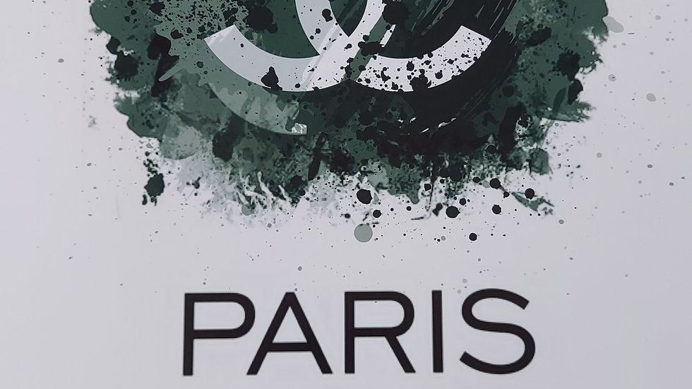 ◇CC Paris Print◇