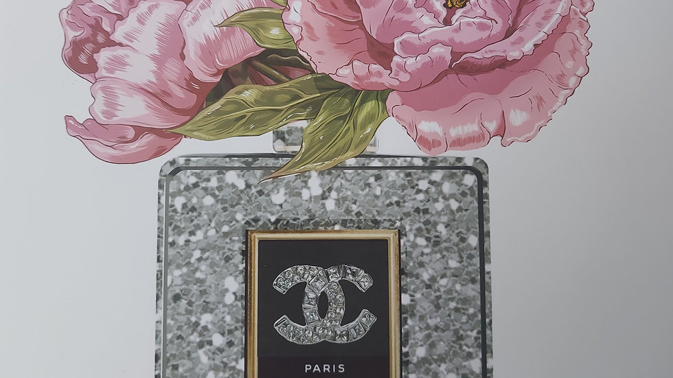 ◇CC Bottle with Roses◇