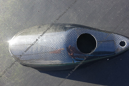 Mitani carbon tank cover - B