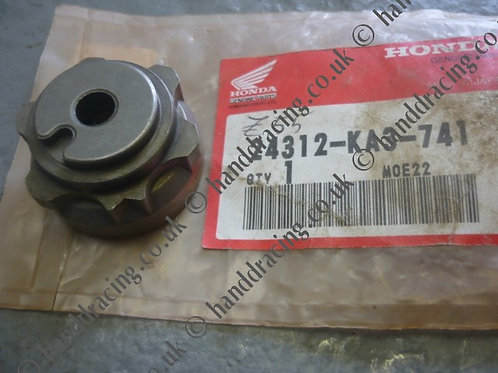 Montesa 315r gearbox.Part no 24312-KA3-741