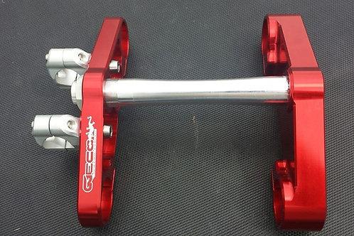 Geco Billet Triple Clamps