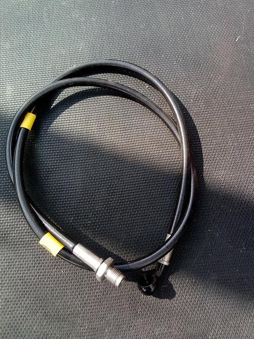 HEL Front brake hose