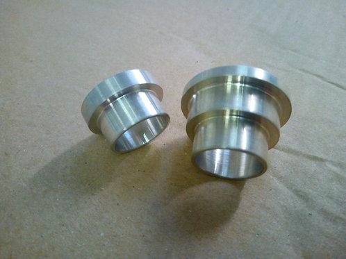 H&D Rear wheel inserts 7075