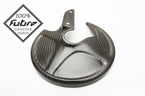 FT carbon front disc cover