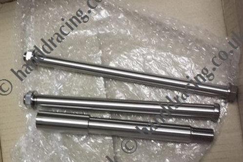 Titanium H&D Hollow axle kits