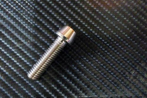 Titanium rear brake lever pivot bolt
