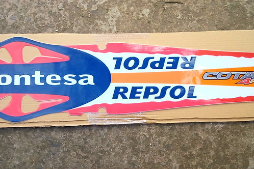 87137-NN4-G20 2009 Repsol rear fender decal