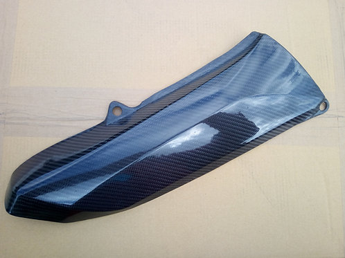 301RR Carbon Fibre Silencer Cover.