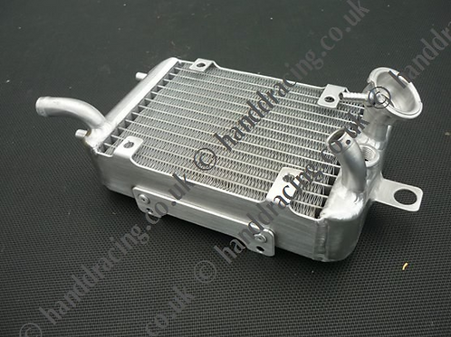Large custom alloy 315 radiator
