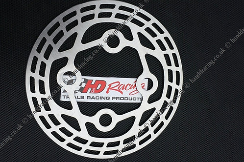 Racing brake discs