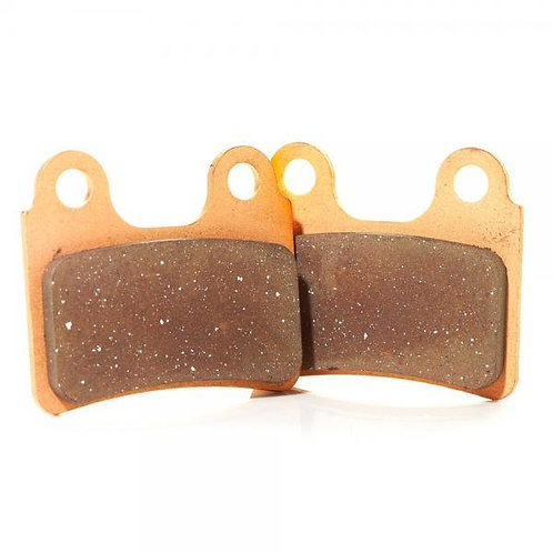 Race front brake pads