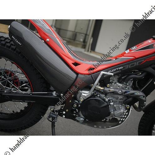 Montesa 300 + 301 RR mitani titanium full system