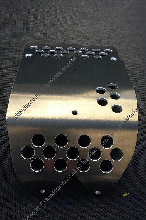 Mitani super tough 6mm 4rt plate