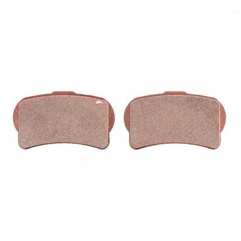 Galfer Front pads - 1 piece caliper - clip