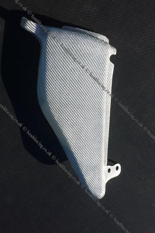Mitani carbon airbox cover -S