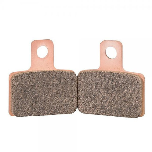 Race rear brake pads