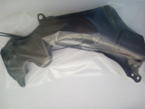 Carbon weave Frame covers