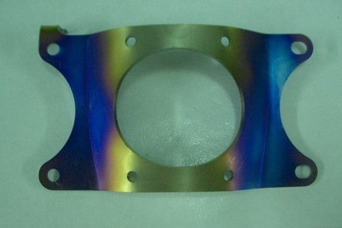Titanium Fork brace