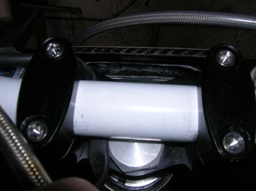 Titanium Handlebar Clamp kit