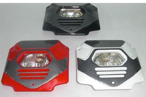 Replica headlight unit